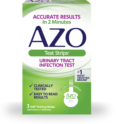 AZO Urinary Tract Infection Test
