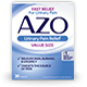 AZO Urinary Tract Infection Relief Products