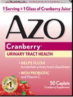 AZO Cranberry Urinary Tract Health