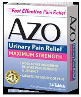 AZO UTI Pain Relief