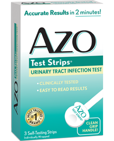 AZO UTI Test Kit