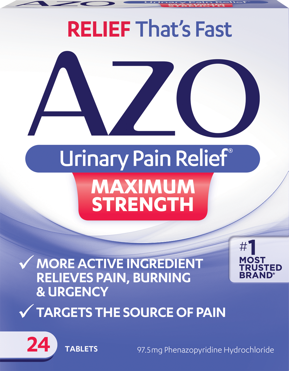 Azo Bladder Control >> AZO Maximum Strength | Let Us Help Ease Your UTI Pain